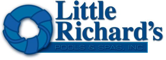 Little Richard's Pools Logo